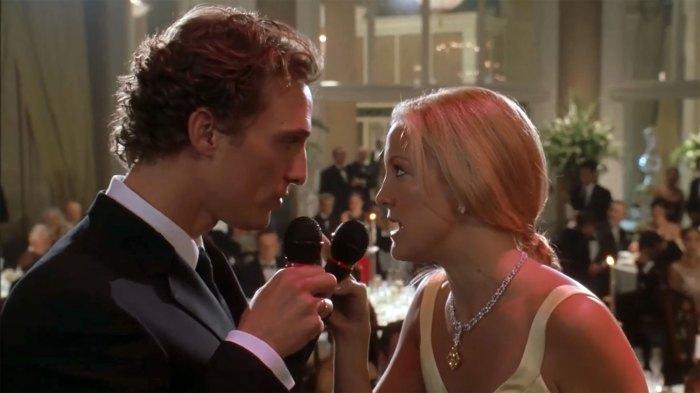 oscars 2019 Kate Hudson Matthew McConaughey