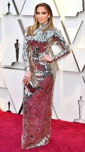 Oscars 2019 Jennifer Lopez