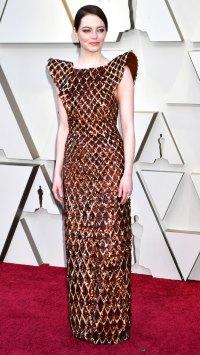 oscars 2019 Emma Stone