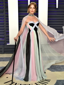 Selma Blair Attends Oscars 2019 Party for First Appearance Since MS Diagnosis