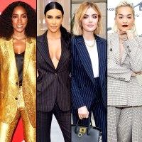 Kelly Rowland, Kim Kardashian, Lucy Hale and Rita Ora