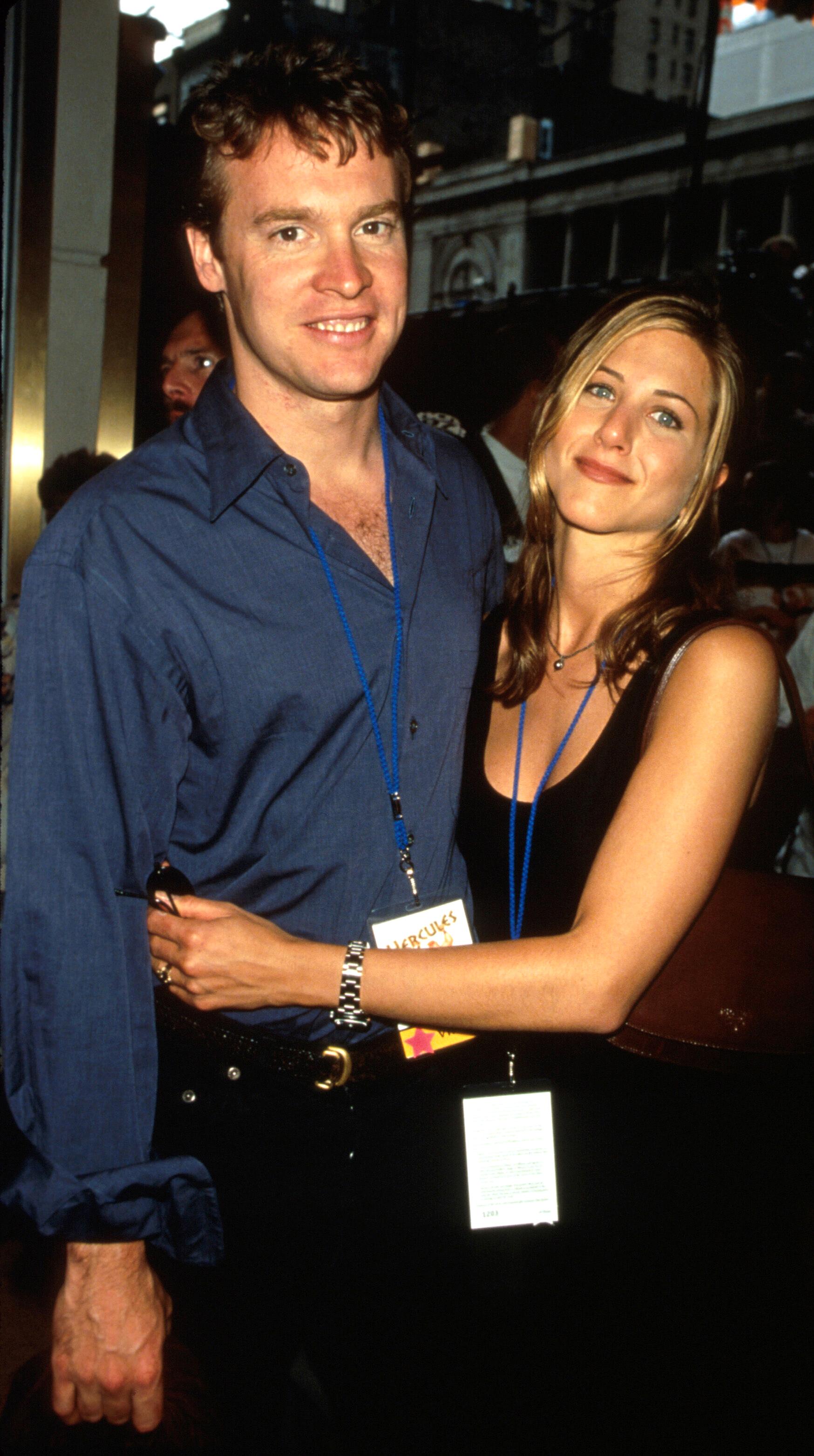 Josh Hopkins Dating Jennifer Aniston