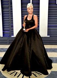 Lady Gaga vanity fair oscars party 2019