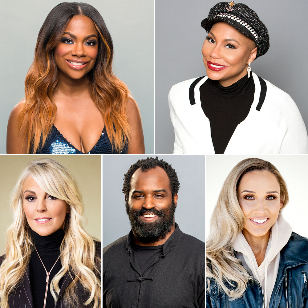 who-won-celebrity-big-brother - Kandi Burruss, Tamar Braxton, Dina Lohan, Ricky Williams and Lolo Jones