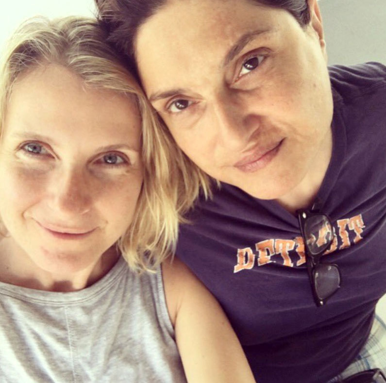 'Eat, Pray, Love' Author Elizabeth Gilbert Is Dating Her Late Girlfriend Rayya Elias' Close Friend Simon MacArthur