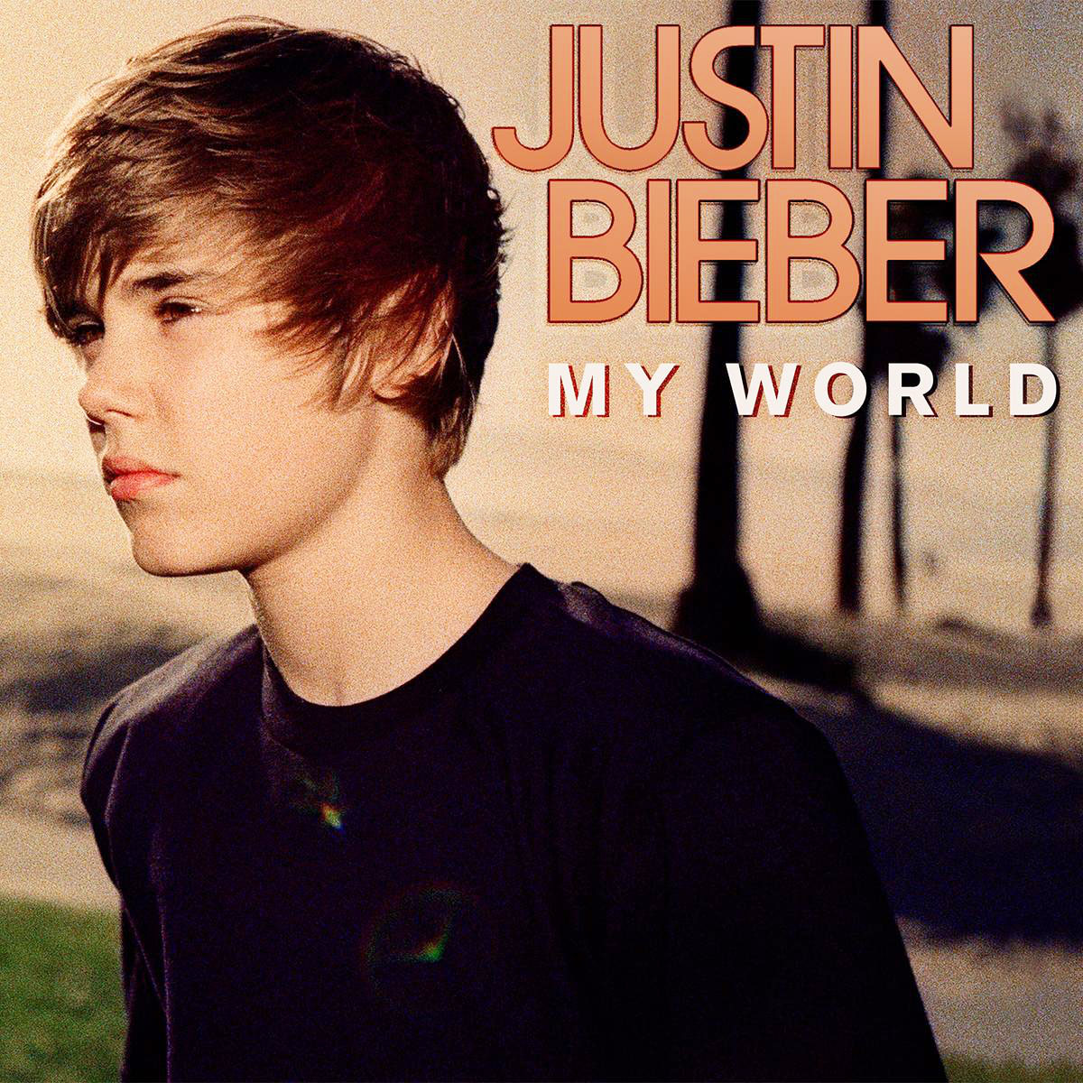 """Justin Bieber Through The Years My World EP - The singer released his first EP, My World , which included a collaboration with mentor Usher titled """"First Dance."""" It hit No. 6 on the Billboard 200 chart, making it the strongest debut for a new artist that year."""