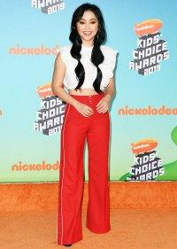 Nickelodeon Kids Choice Awards 2019 Lana Condor