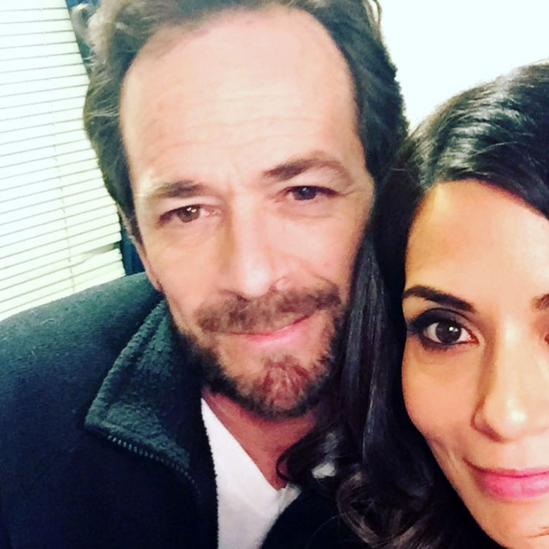 'Riverdale' Cast Pays Emotional Tribute to Costar Luke Perry After His Tragic Death