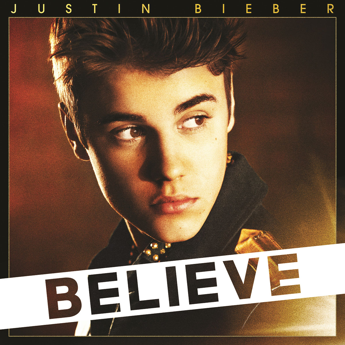 """Justin Bieber Through The Years Believe - Bieber's third album, Believe , which also debuted at No. 1 on the Billboard 200, marked a departure from his teen pop sound with more dance and R&B sounds. He released five singles: """"Boyfriend,"""" """"As Long as You Love Me"""" featuring Big Sean , """"Beauty and a Beat"""" featuring Nicki Minaj , """"Right Here"""" featuring Drake and """"All Around the World"""" featuring Ludacris."""