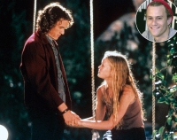 The Cast of '10 Things I Hate About You' Remembers Heath Ledger on Its 20th Anniversary