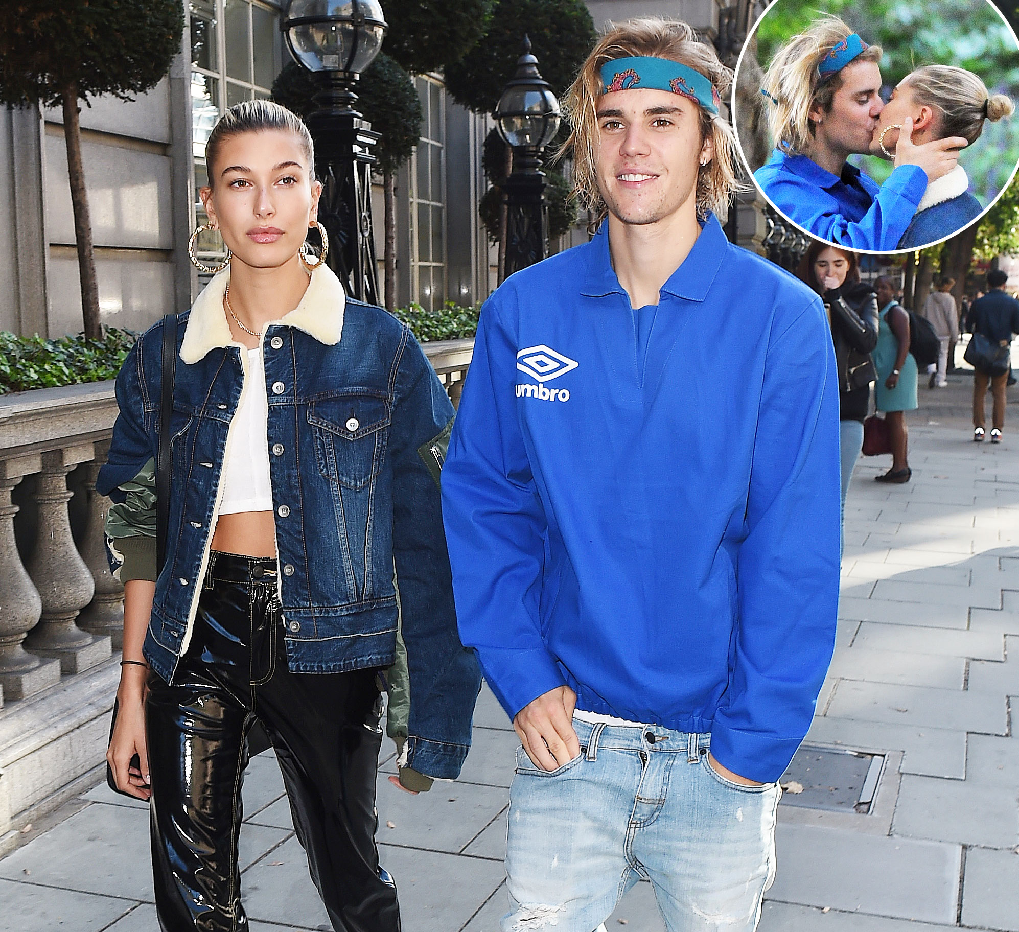 Justin Bieber Through The Years Hailey Baldwin Marriage - In June 2018, Bieber started hooking up with Baldwin, whom he previously dated from 2015 to 2016. He proposed to the model during a trip to the Bahamas in July, and they quietly married at a New York City courthouse in September.
