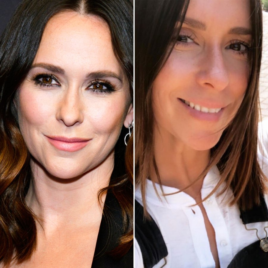40-Year-Old Jennifer Love Hewitt Shares Glowing Makeup-Free Selfie