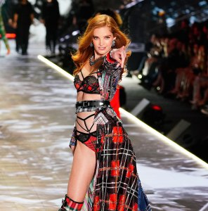 Who is Alexina Graham? 5 Things to Know About the First Red-Haired Victoria's Secret Angel