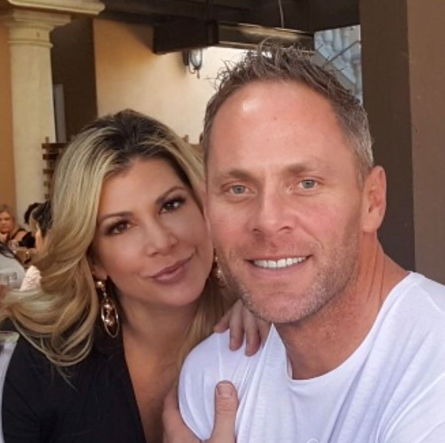 Alexis Bellino's New Boyfriend Andy Bohn Was in 'Marriage Counseling as Recently as January,' His Estranged Wife Reveals