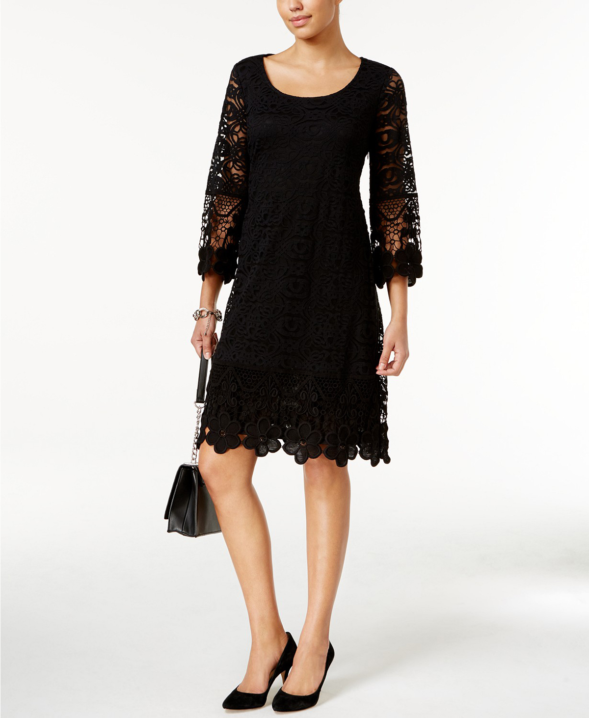 Alfani Dress Black