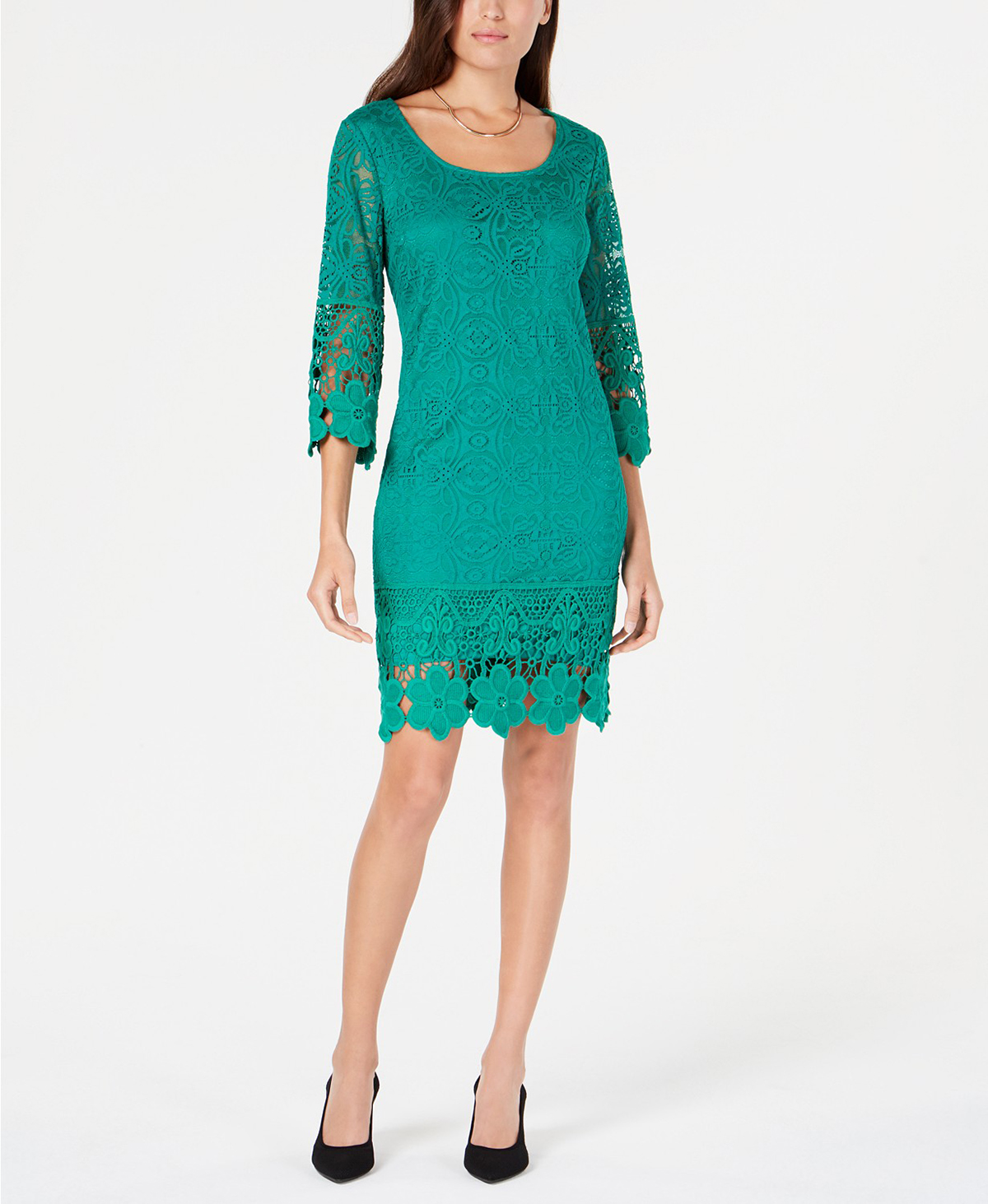 Alfani Dress Teal