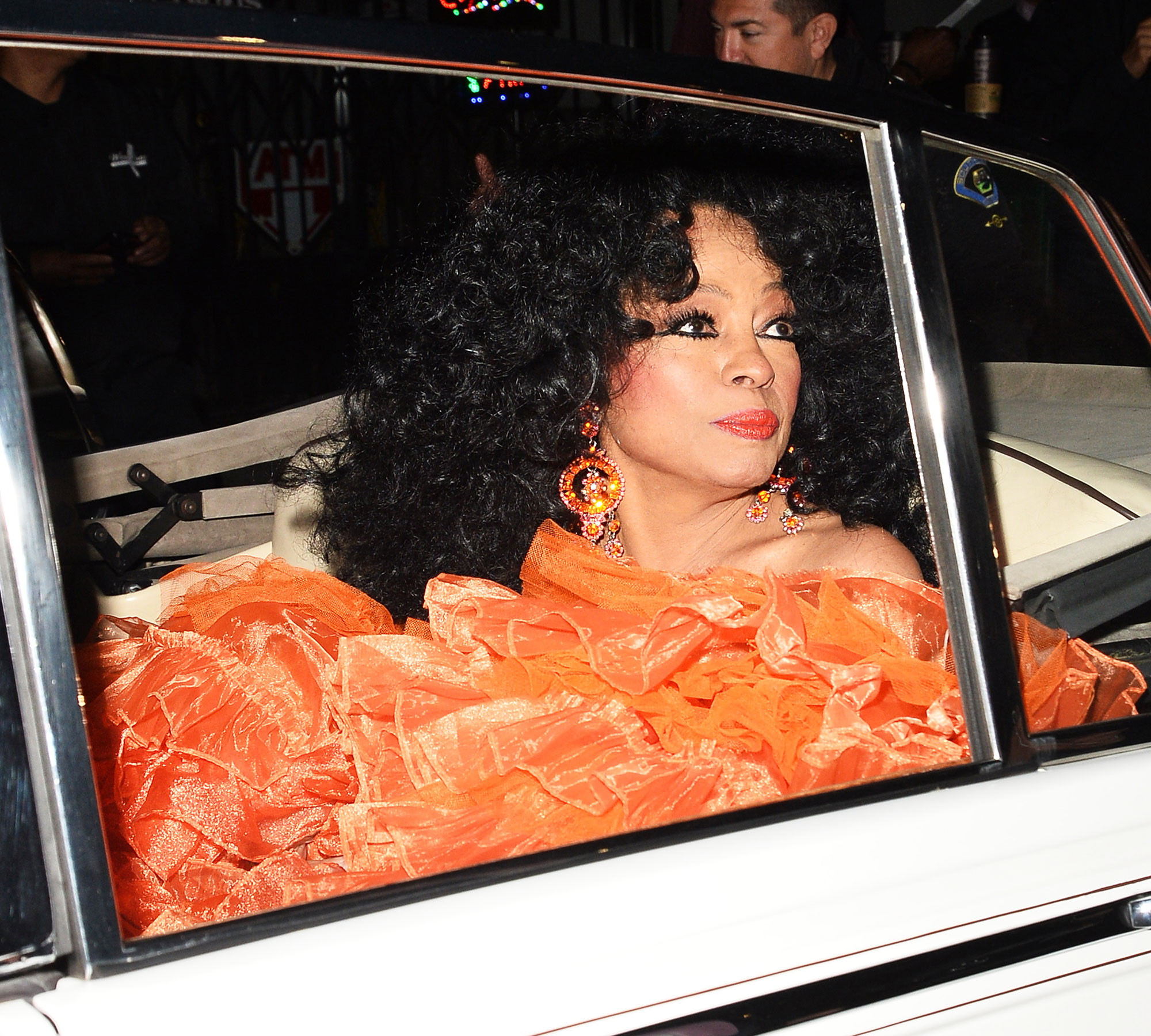 All the Disco Star Style From Diana Ross' 75th Birthday Party