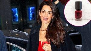 Amal Clooney's Nail Pro Drops New Line You'll Want