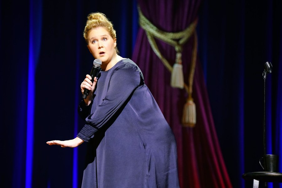 Amy Schumer: My Husband Is on the Autism Spectrum