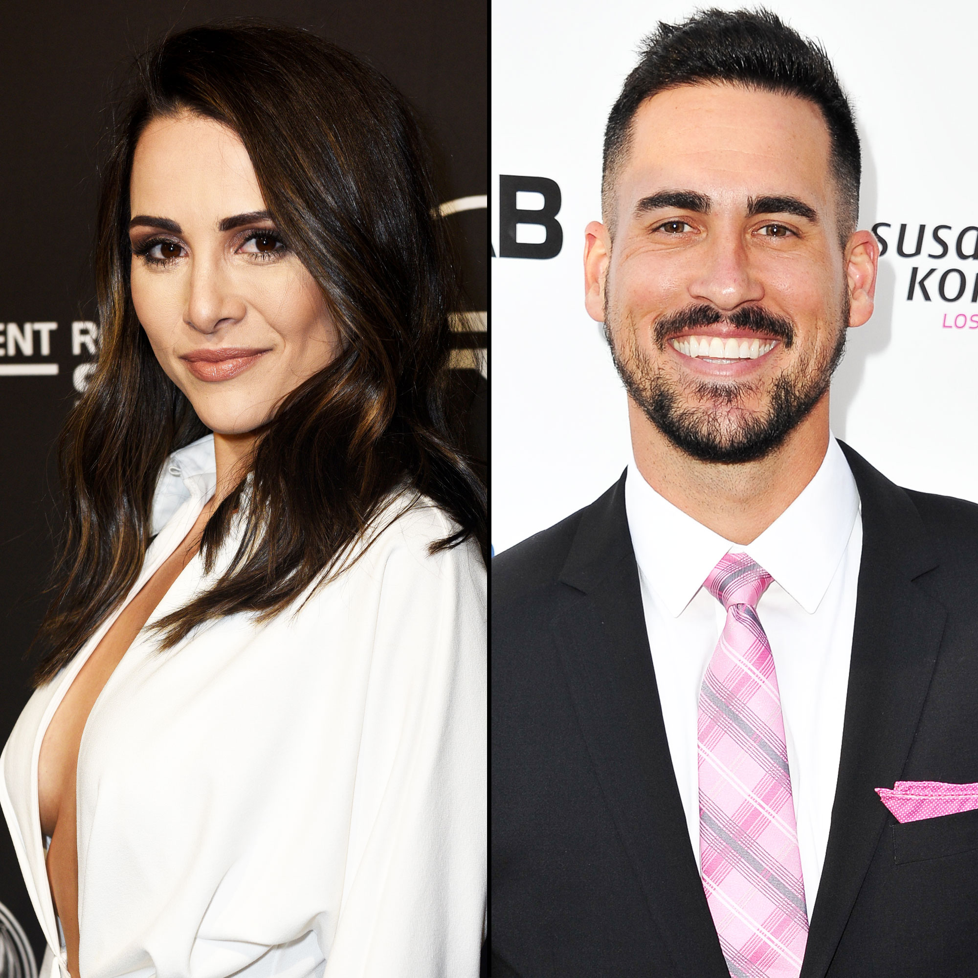Andi Dorfman Refers to Josh Murray's 'Devil Emoji' Photo During 'The Bachelor' Finale - Andi Dorfman and Josh Murray