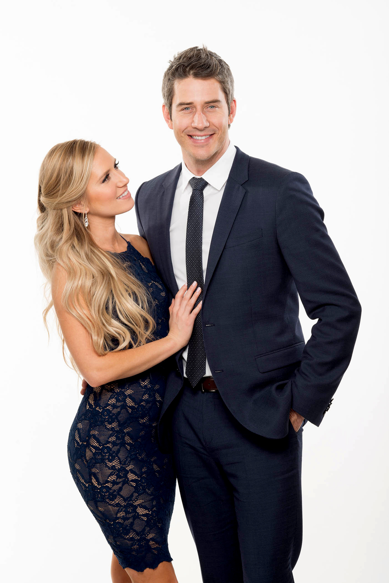 Every Bachelor Nation Couple That Has Tied the Knot - THE BACHELOR – After breaking off his engagement with Becca Kufrin on the dramatic season 22 Bachelor finale, Arie Luyendyk Jr. proposed to Lauren Burnham on The Bachelor: After the Final Rose, a two-hour live special, TUESDAY, MARCH 6 (8:00-10:01 p.m. EST), on The ABC Television Network. (Photo by Lorenzo Bevilaqua/ABC via Getty Images)