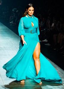 Ashley Graham Slams Industry Labeling Models Plus Size