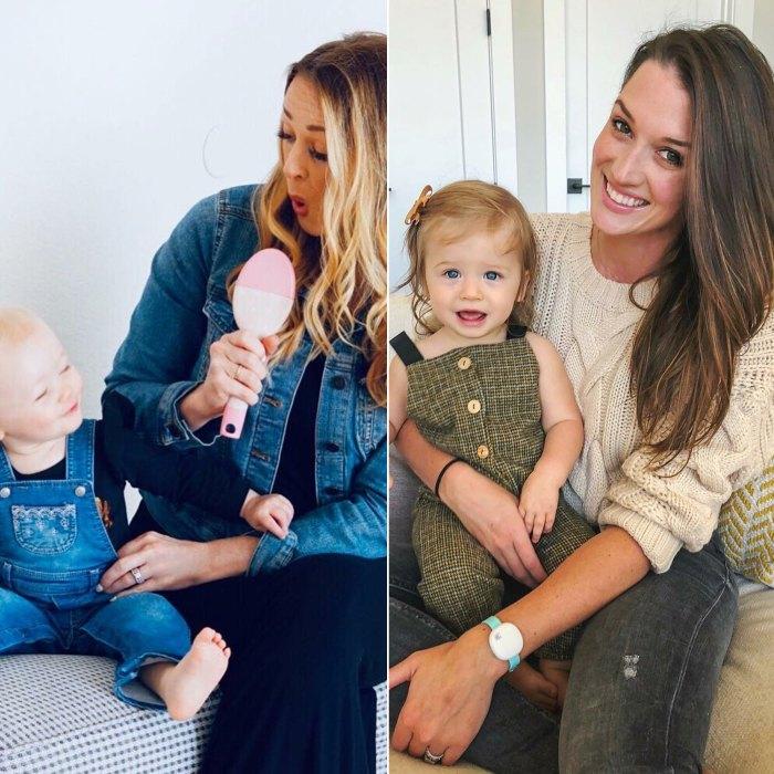 Bachelor's Jamie Otis and Jade Roper Set Baby Daughters Up on Adorable Playdate