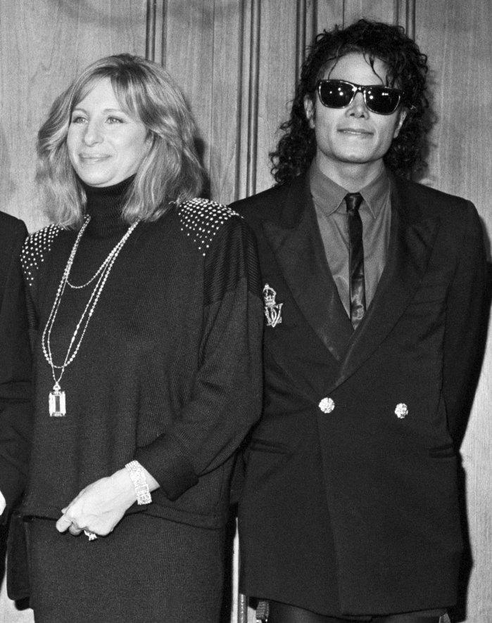 Barbara Streisand Comments on Michael Jackson Upset Fans