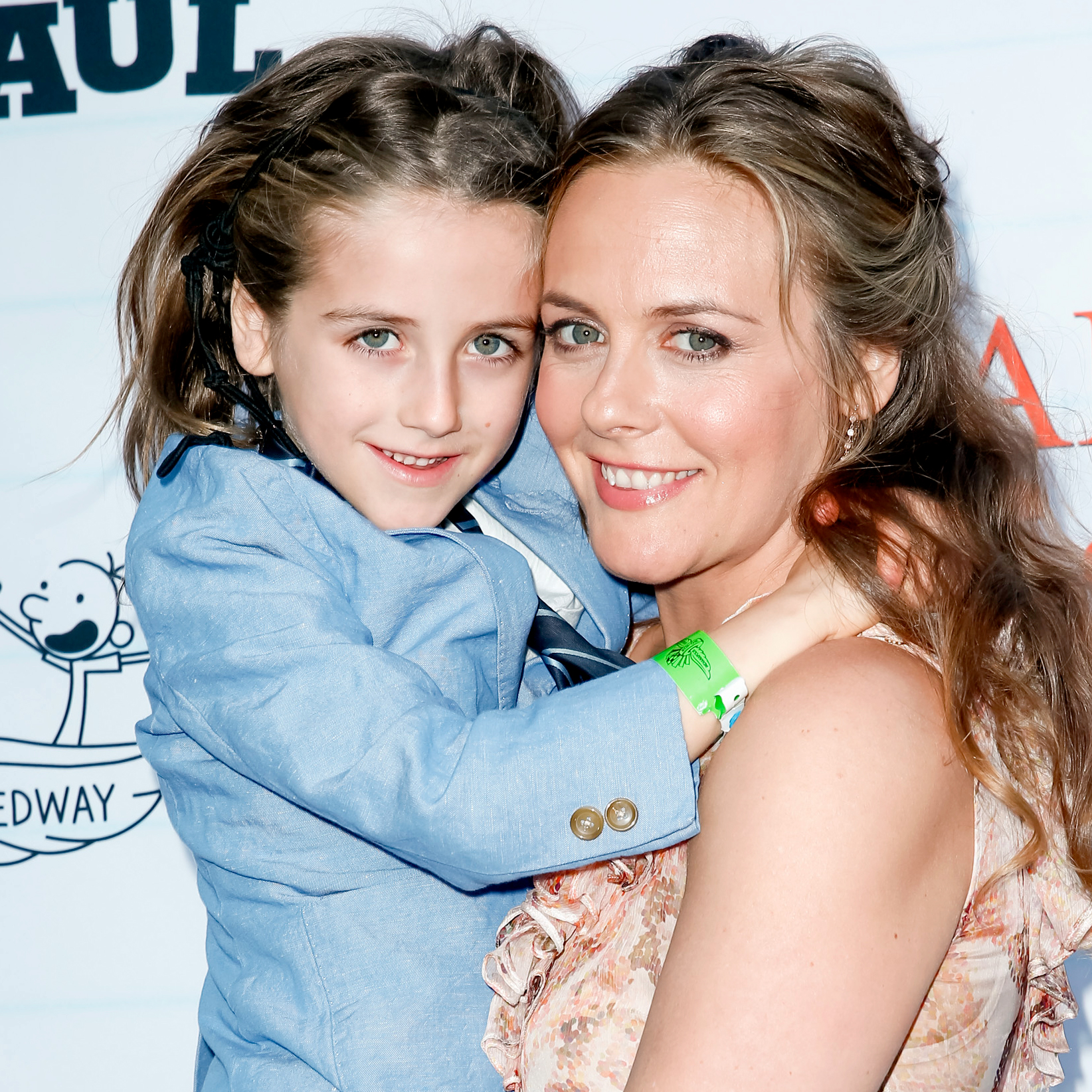 """Bear-Blu-Jarecki-Alicia-Silverstone - Another Bear! Alicia Silverstone told Us Weekly exclusively that her first husband, Christopher Jarecki , suggested the name Bear Blu for their son in 2011 — and she """"loved them both."""""""