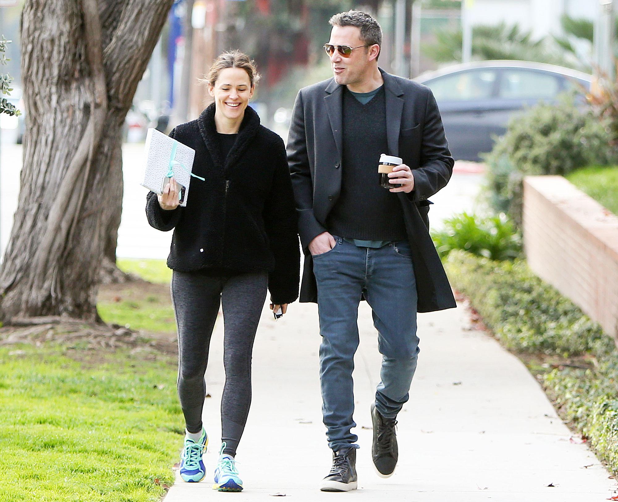 Ben Affleck Coparenting Jennifer Garner Great Mom