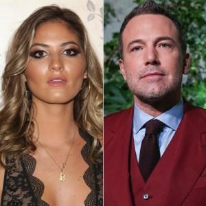 Ben Affleck's Ex Shauna Sexton Throws Shade at His New Movie