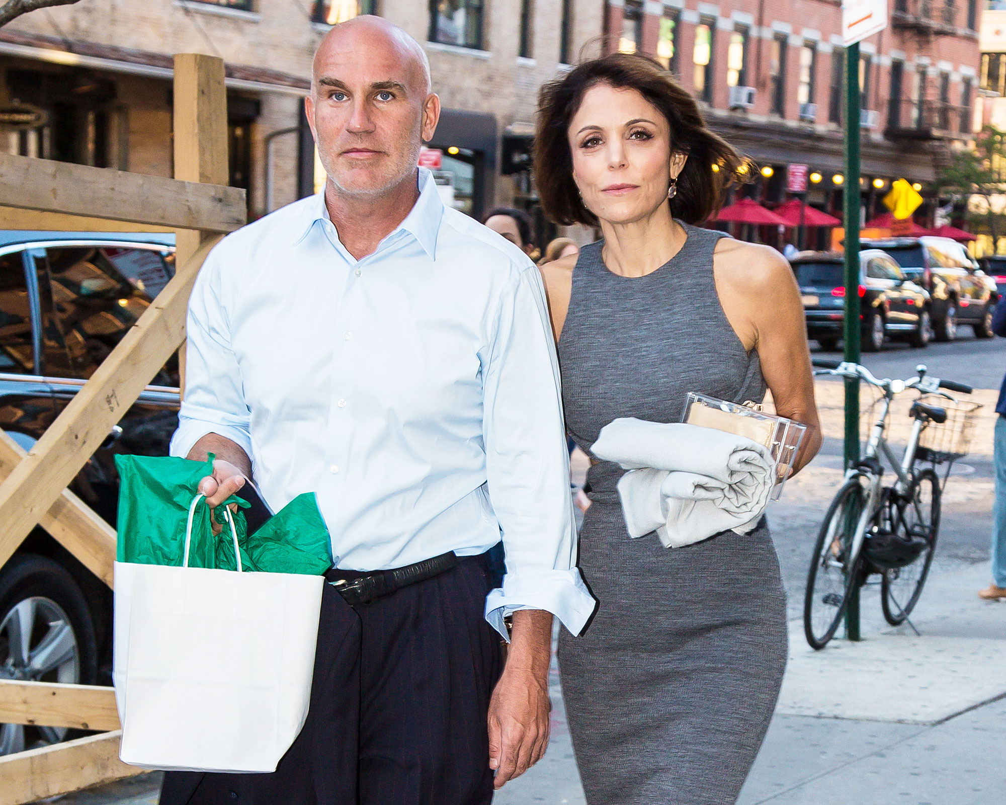 Bethenny Frankel Dennis Shields Complicated Marriage Proposal