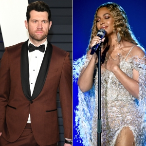 Billy Eichner Cried When He Heard Beyonce Sing 'Can You Feel the Love Tonight' in the New 'Lion King'