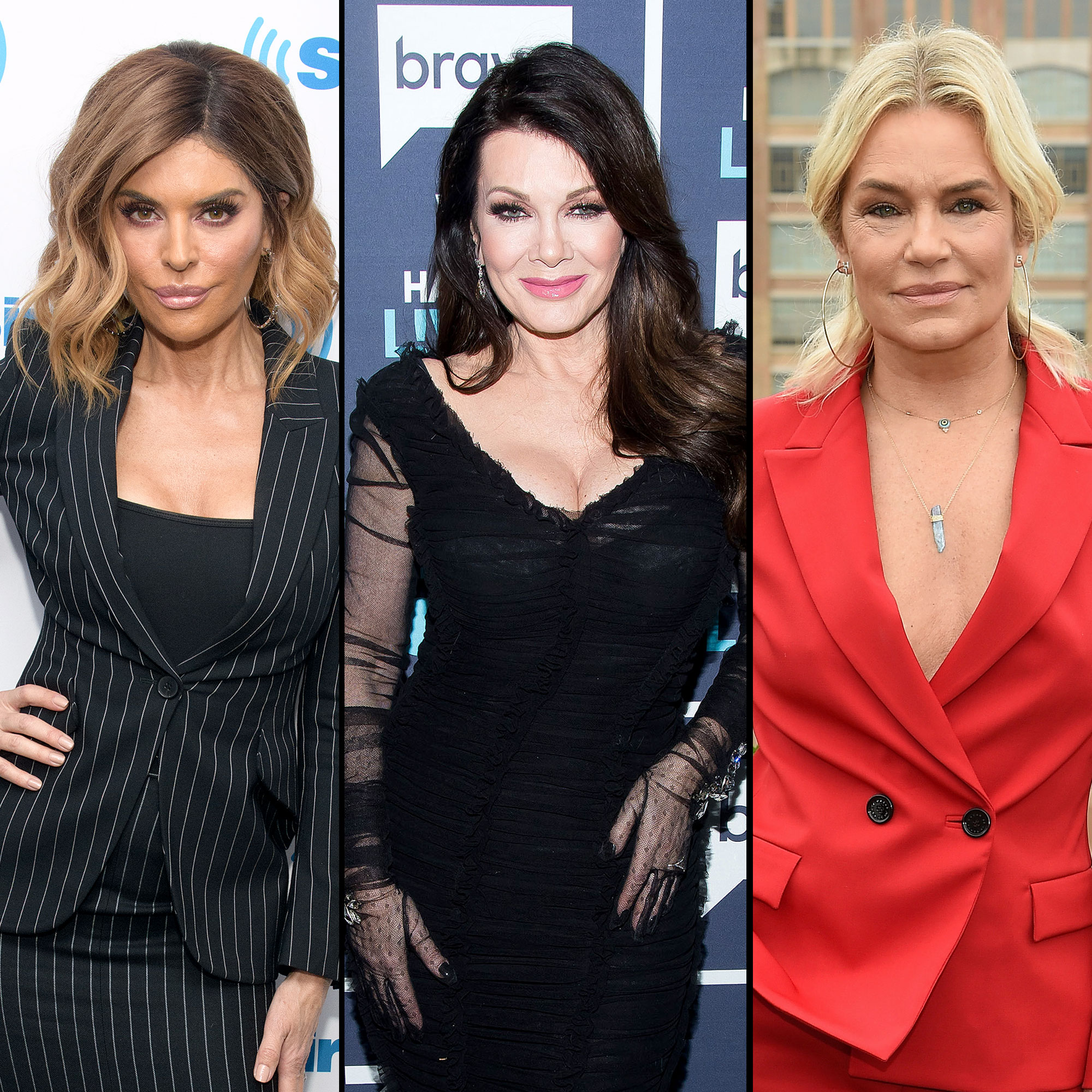 """Lisa Rinna's Most Savage Comebacks - The Dancing With the Stars alum accused Vanderpump of convincing her to orchestrate a storyline in which Rinna suggested that Yolanda suffered from Munchausen syndrome. """"I got a phone call from you, and you encouraged me to say 'Munchausen,'"""" the actress alleged during the season 6 reunion in April 2016."""