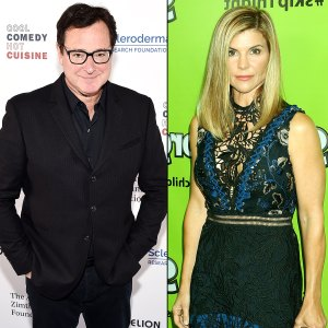 Bob Saget Says 'You Love Who You Love' Amid Lori Loughlin Scandal