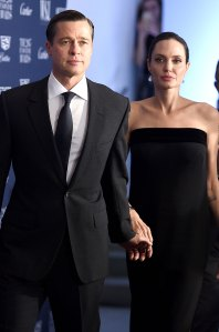 Brad Pitt 'Isn't Thrilled' Angelina Jolie Is Taking Kids to Premieres