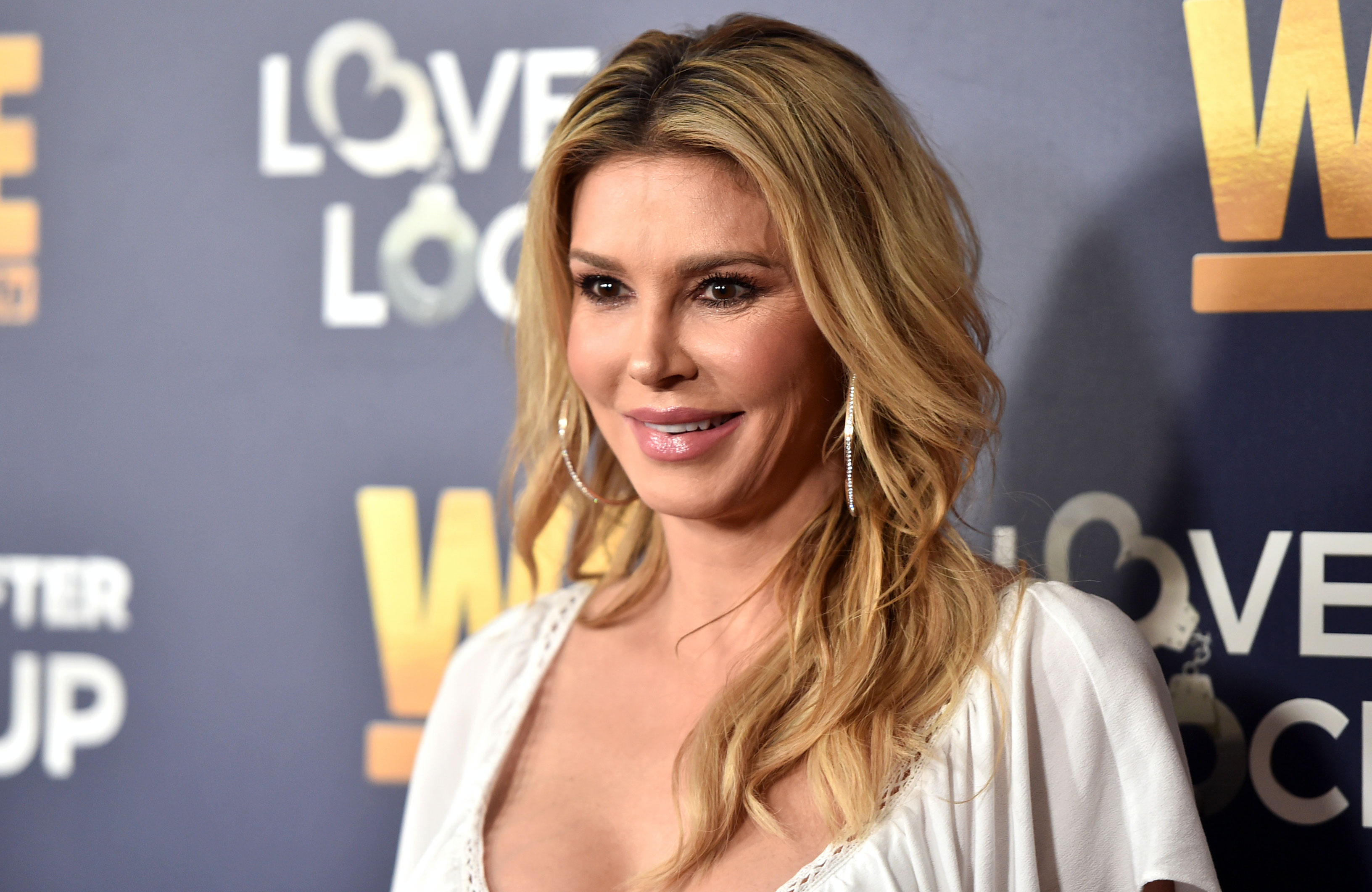 Brandi Glanville Happy Rhobh Cast Is Slamming Lisa