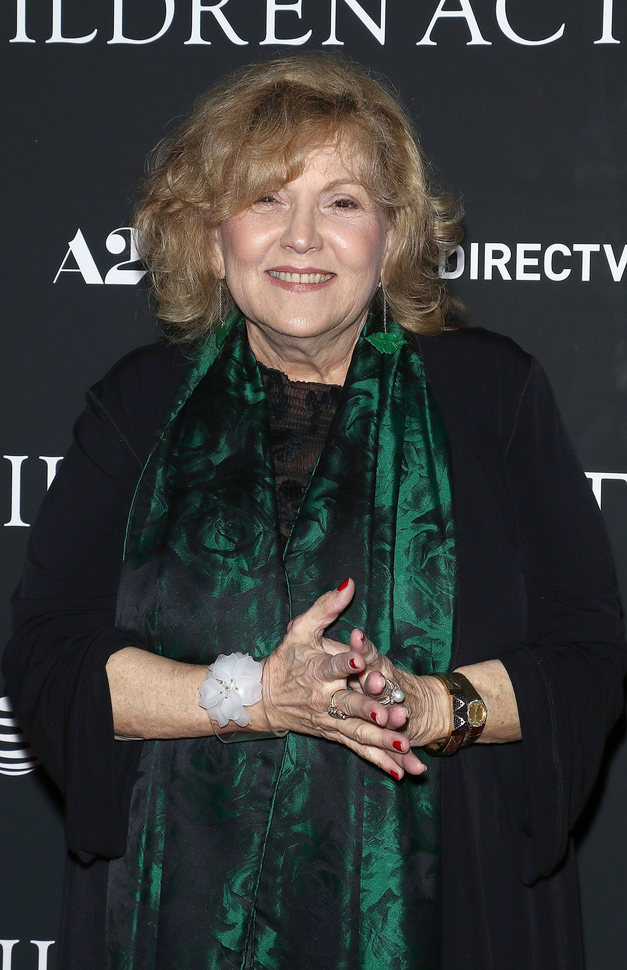 "Brenda Vaccaro Says She Did Drugs With Michael Douglas - Actress Brenda Vaccaro attends the ""The Children Act"" New York premiere at Walter Reade Theater on September 11, 2018 in New York City."