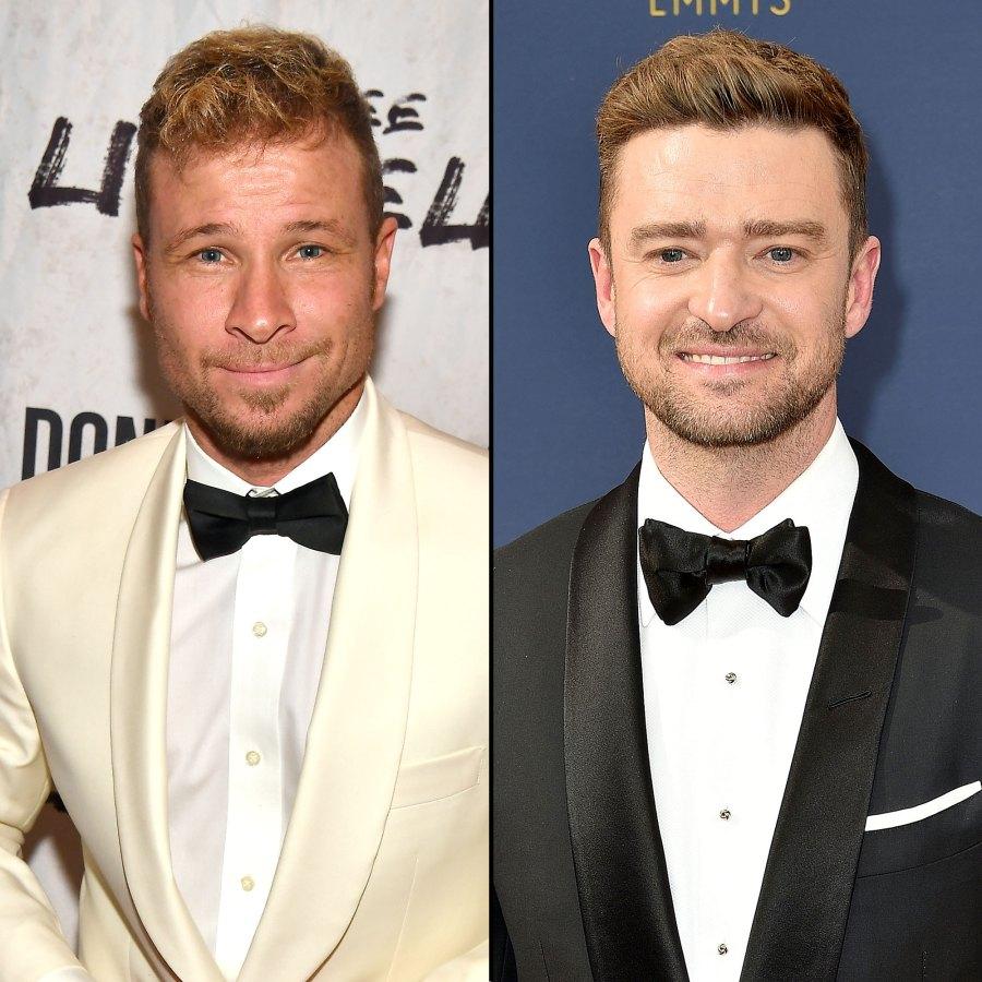 Brian Littrell Shades 'N Sync: They 'Definitely' Need Justin Timberlake