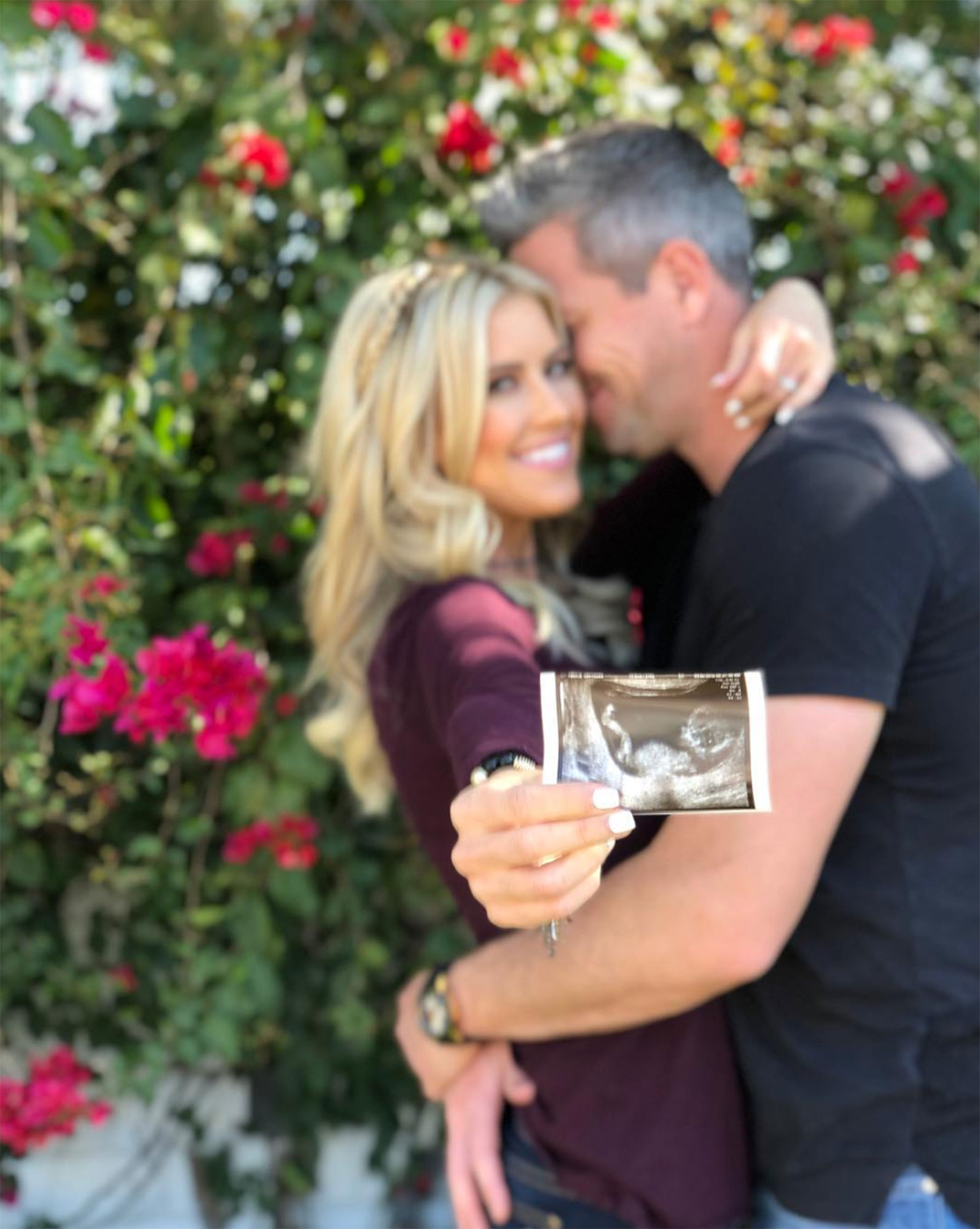 Cutest Celebrity Baby Announcements Christina and Ant Anstead - Christina and Ant Anstead