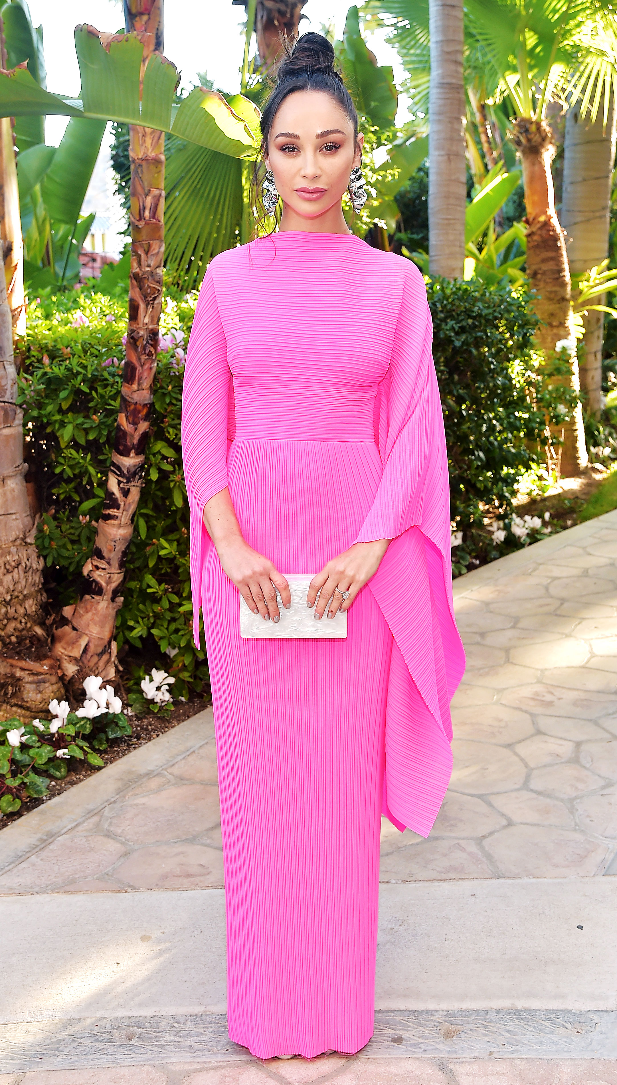 Cara Santana: I'm 'Nowhere' in My Wedding Planning With Fiance Jesse Metcalfe - Cara Santana attends The Daily Front Row Fashion LA Awards 2019 on March 17, 2019 in Los Angeles, California.