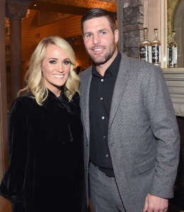 Carrie Underwood's Husband Mike Fisher Becomes an American Citizen: 'Big Day'