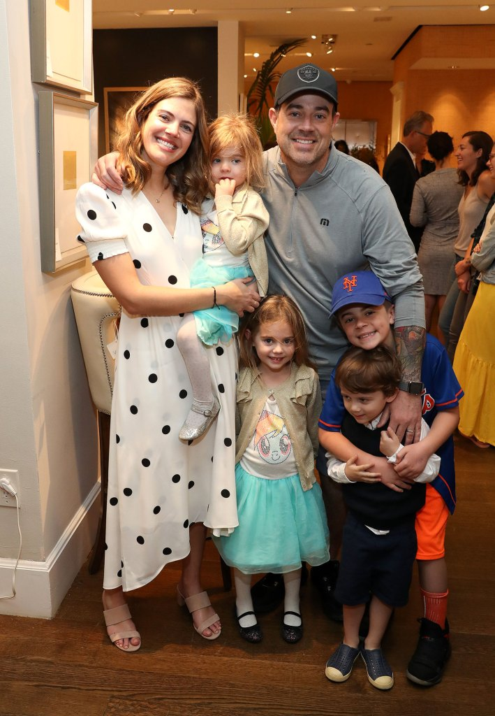 Carson Daly Reveals He Is 'Scared of Loving' His Three Kids Too Much After Mother's Death