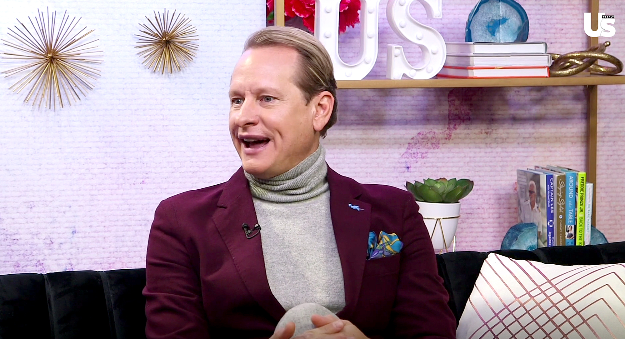 Carson Kressley Wants a 'Makeover-Off' With the New 'Queer Eye' Cast