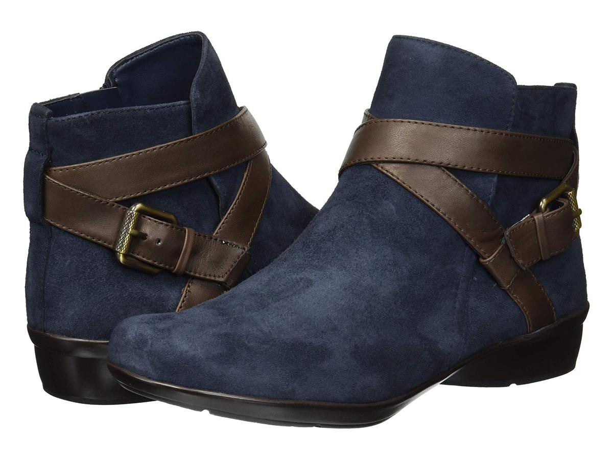 Cassandra Boots Blue
