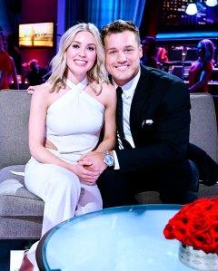 Cassie Randolph and Colton Underwood What We Know About 'Bachelor' Winner Cassie Randolph's Randi Rahm Dress