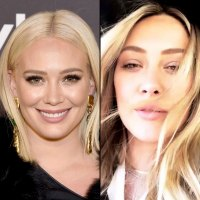 Hilary Duff - Celebrity Hair Transformations of 2019