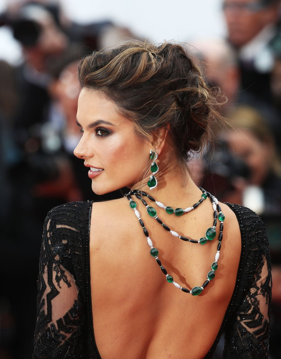 Alessandra Ambrosio Celebs In the Most Shockingly Big Baubles