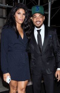 Chance the Rapper and Kirsten Corley Celebrity Weddings 2019