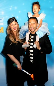 Chrissy Teigen Is Going to Make Luna's 'Disney Dreams Come True' for Her Third Birthday